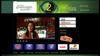 PROJECT GREENLIGHT AUSTRALIA 2